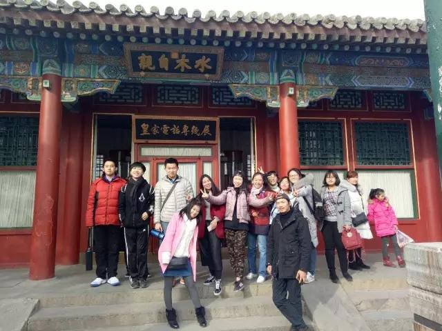 北京游记 | 与颐和园的零距离接触